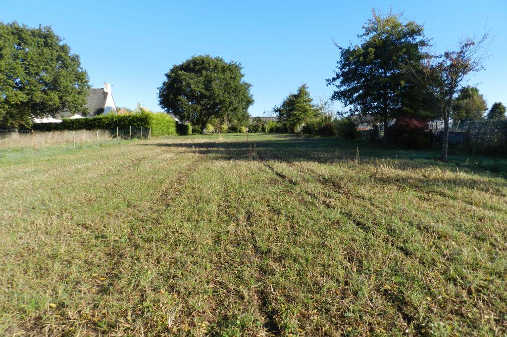 Terrain à vendre, Saint-Lyphard (Kerlo)  d'environ 1400 M²