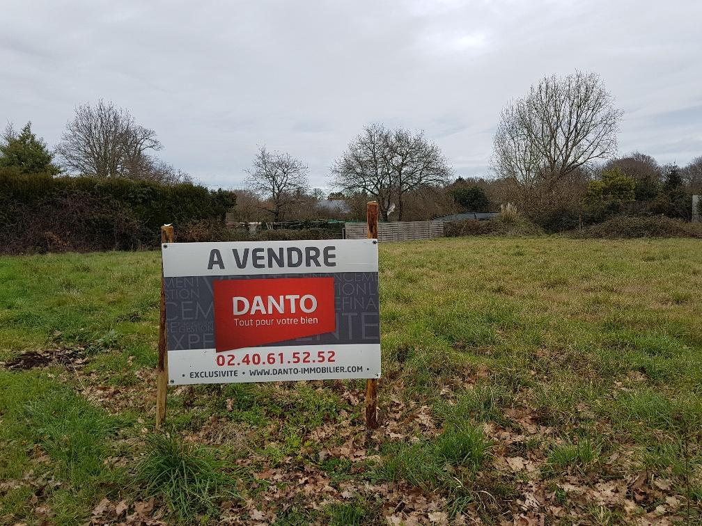 Terrain à vendre, proche centre de Saint-Lyphard - 459 m²