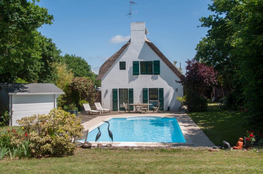 Maison de charme, authentique, à vendre Saint André des Eaux - 186 m²
