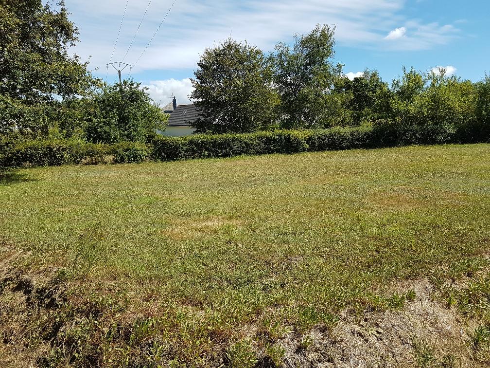 Terrain à vendre -  Herbignac - Proche centre de Saint-Lyphard -  456 M²