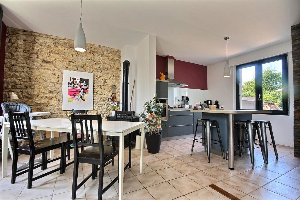 Maison à vendre - Herbignac - 142 m² utiles