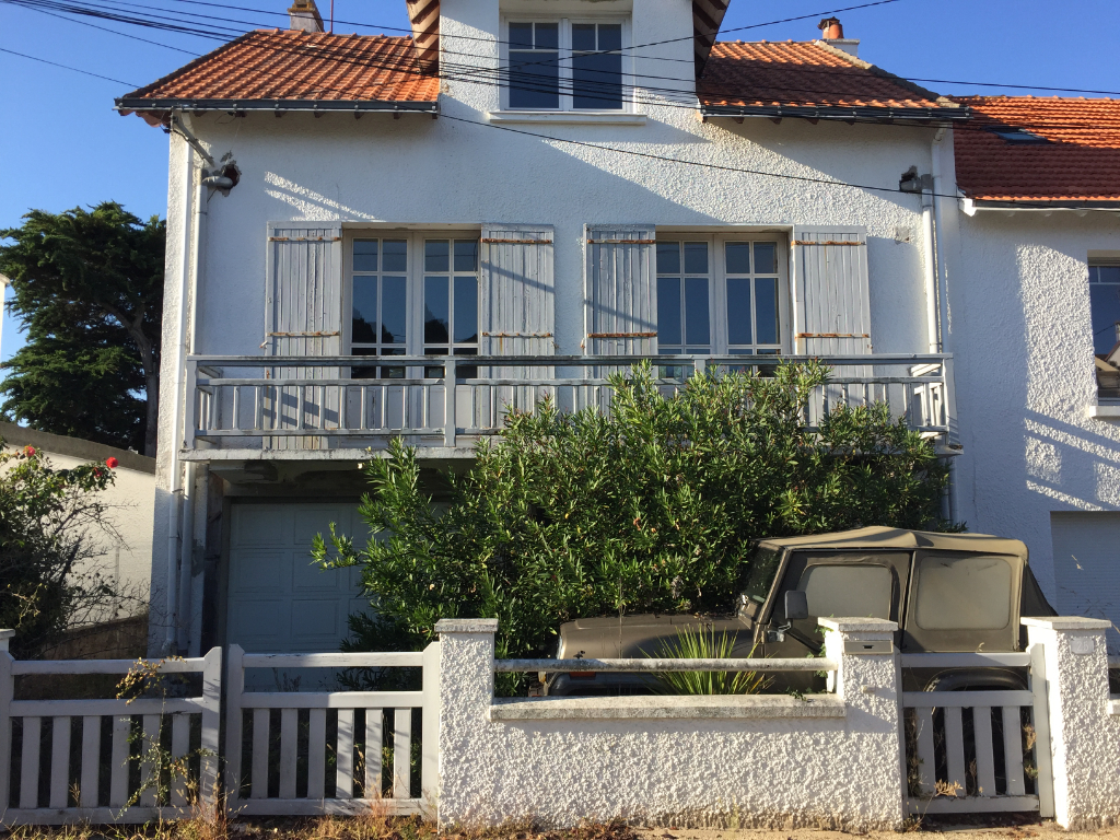À vendre maison à finir, proche plage Benoit, centre équestre et du Tennis Country, calme
