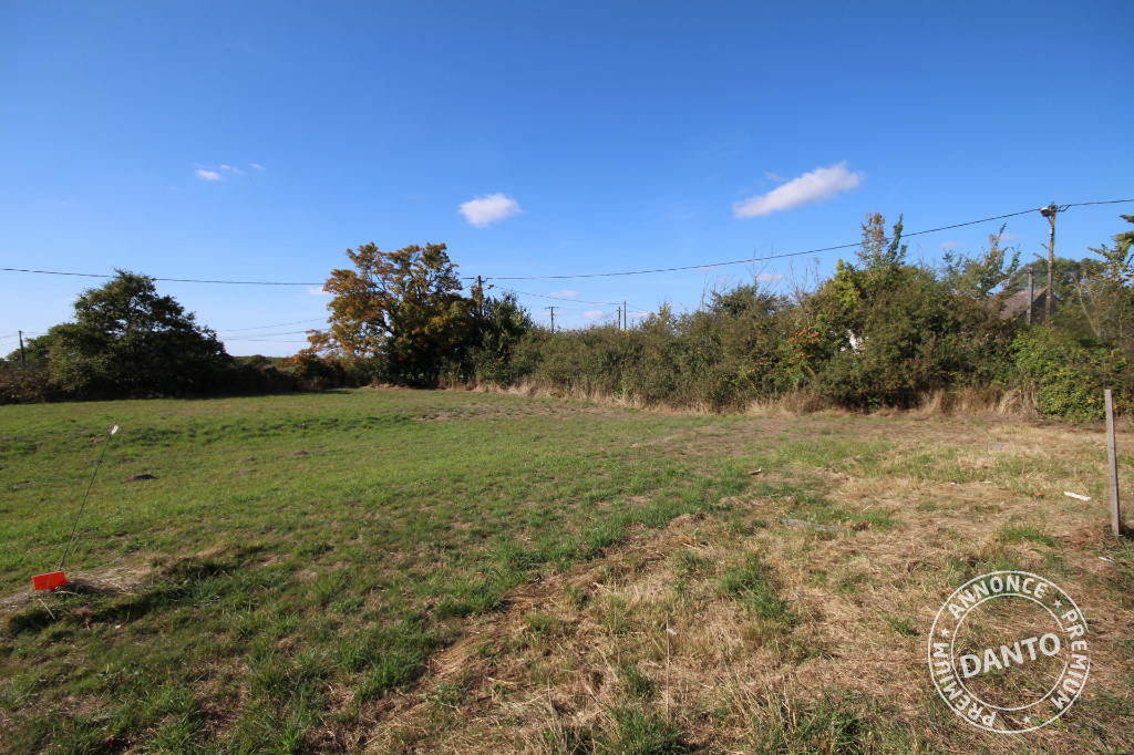 Terrain à bâtir, Guérande - 598 m², proche centre de La Madeleine