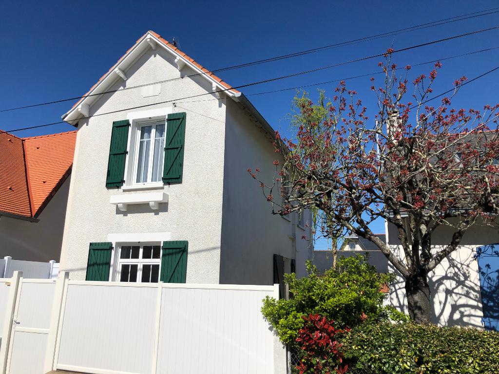 À vendre à La Baule charmante villa proche marché de du centre ville