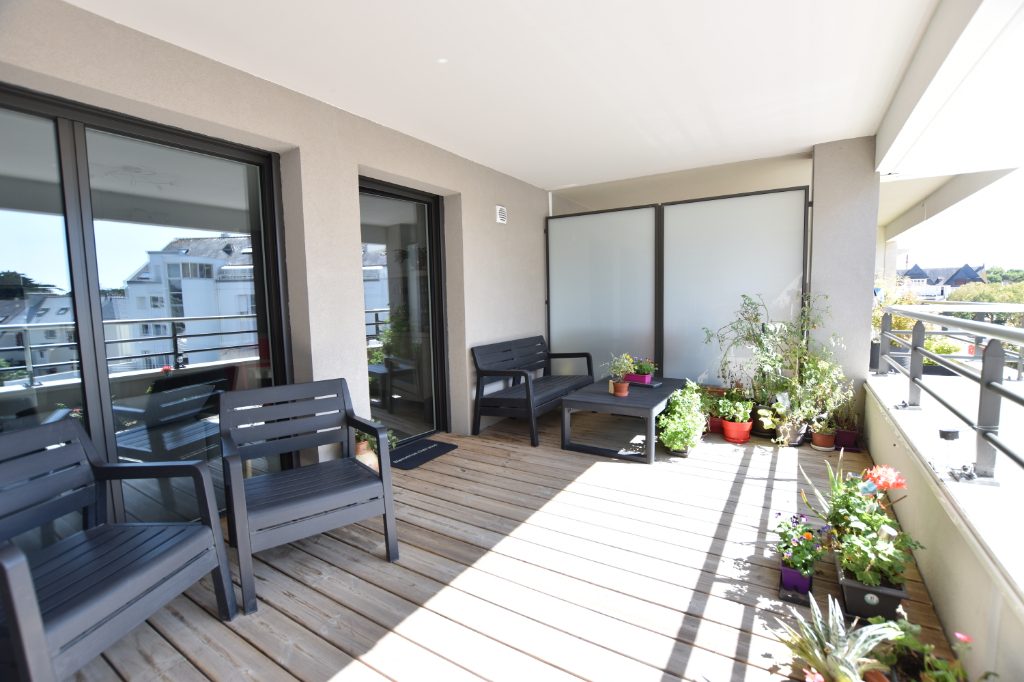 APPARTEMENT T3 - LA BAULE CENTRE 64,44 m²
